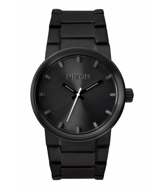 Nixon Cannon All Black Watch