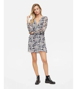 TAVIK Indy Long Sleeve Mini Dress