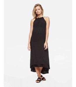Lucca Black Maxi Dress