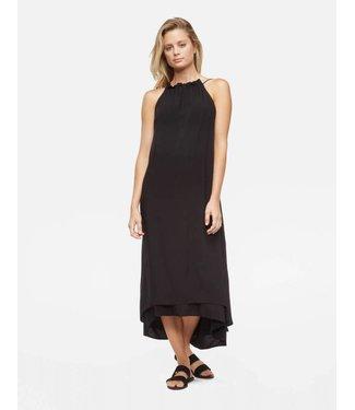 TAVIK Lucca Black Maxi Dress