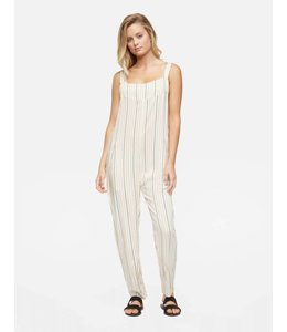 Elodie Horizon Stripe Jumpsuit