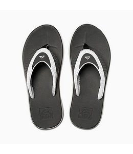 Reef Rover Mesh Grey Black Sandals