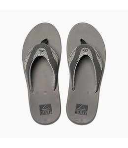 Reef Fanning Grey Mesh Sandals