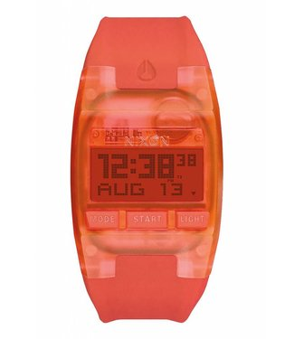 Nixon Comp S All Bright Coral 38mm Watch