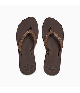 Reef Cushion Luna Brown Sandals