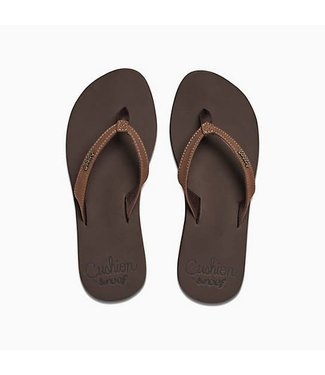 Reef Cushion Luna Brown Sandals