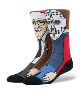 Stance National Lampoon Serious Santa Crew Socks