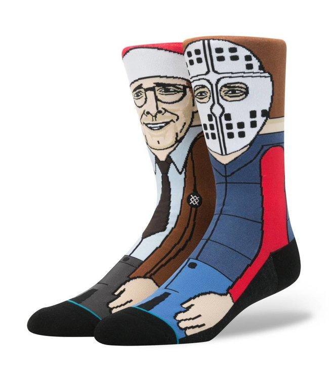 Stance National Lampoon Serious Santa Crew Socks