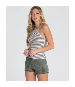 Billabong Lite Hearted Fern Denim Shorts
