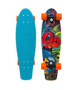 "Nickel Neo Tokyo 27"" Skateboard"