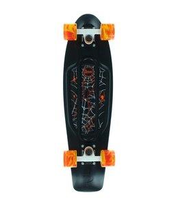 "Nickel Halloween Hell on Wheels 27"" Skateboard"