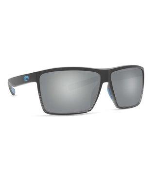 Costa Del Mar Rincon Matte Smoke Crystal Fade 580P Gray Lens Sunglasses