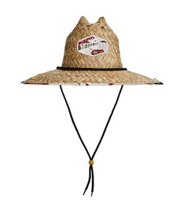 The Grizzly California Bear Print Lifeguard Hat
