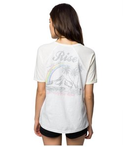 ONEILL Rise White with Naked Tee