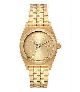 Nixon Medium Time Teller All Gold 31mm Watch