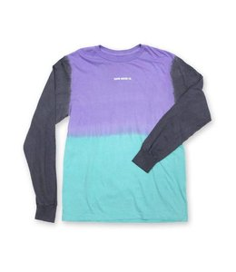 Duvin Design Co. Dipper Teal Long Sleeve Tee