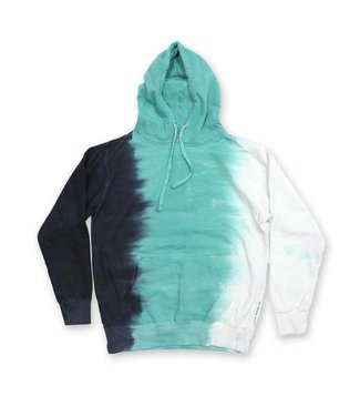 Duvin Design Co. Triple Teal Hoodie