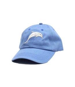 Duvin Design Co. Dolfun Blue Strapback Hat