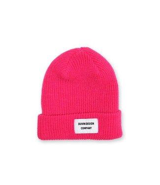 Duvin Design Co. Logger Pink Beanie
