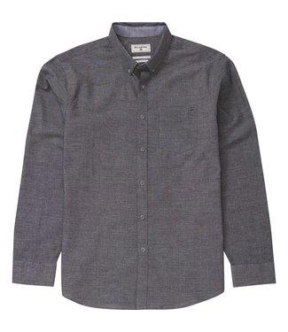 Billabong All Day Long Sleeve Chambray Shirt