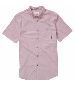 Billabong All Day Oxford Fig Short Sleeve Shirt