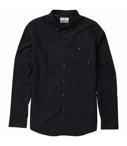 Billabong All Day Oxford Black Long Sleeve Shirt