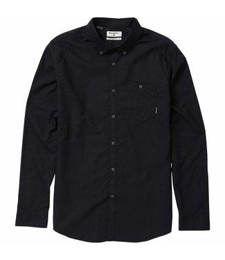 Billabong All Day Oxford Black Long Sleeve Shirt