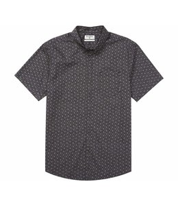 Billabong Sundays Mini Short Black Sleeve Shirt