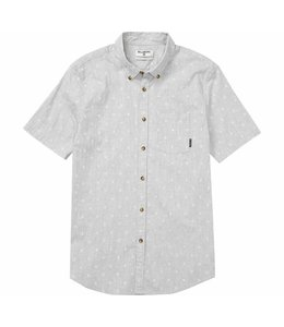 Billabong Sundays Mini SS Grey Shirt