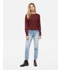 TAVIK Sadie Heather Rosewood Sweater