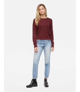 TAVIK Sadie Heather Rosewood Sweater