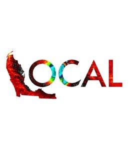 "The Local Brand The Doppler 10"" Vinyl Decal"