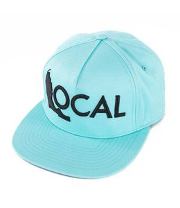 The Local Brand Tiff Snapback Hat