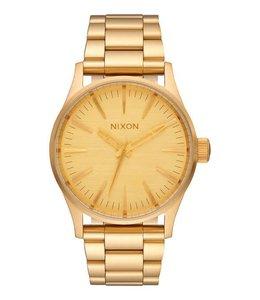 Nixon Sentry 38 SS All Gold 38mm Watch