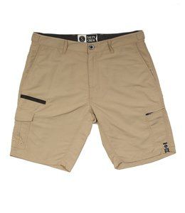 Salty Crew Wheelhouse Khaki Deck Short