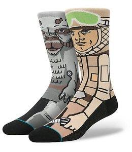 Stance Star Wars Sub Zero Tan Crew Socks