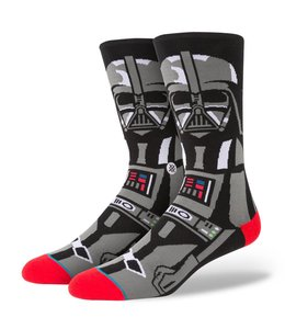 Stance Star Wars Vader  Black Crew Socks