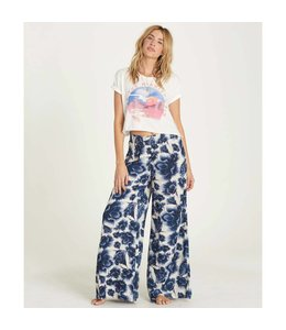 Billabong Midnight Kiss White Cap Pants