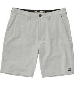 Billabong Crossfire X Slub Submersible Silver Shorts