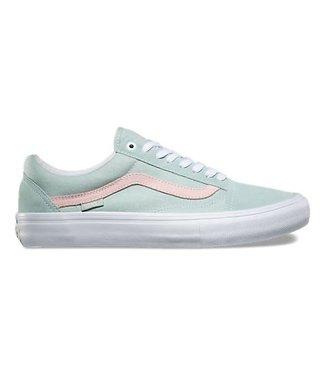 Vans Old Skool Pro Dan Lu Harbor Gray/Pearl Shoes