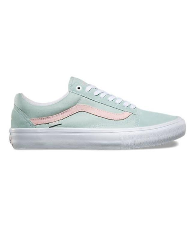 Vans Old Skool Pro Dan Lu Harbor Gray/Pearl Shoes