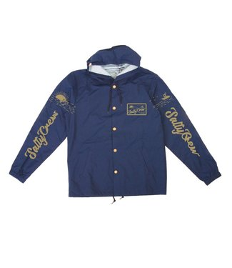 Salty Crew Foamer Snap Jacket