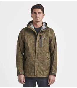 Roark Revival Savage 3 Layer Camo Jacket