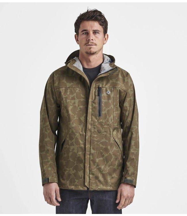 Roark Revival Savage 3 Layer Camo Jacket
