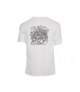 SUPER BRAND Vision Reef White Tee