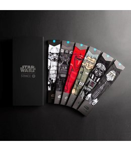 Stance Star Wars Dark Side Socks 6 Pack Box Set