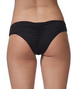 Rip Curl Classic Surf Hipstier Black Bikini Bottoms