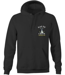 Salty Crew Chasing Tail Black Pullover Hoody