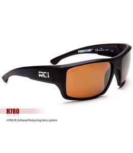 RCI Optics Power Plant Matte Black Copper H780 Lense