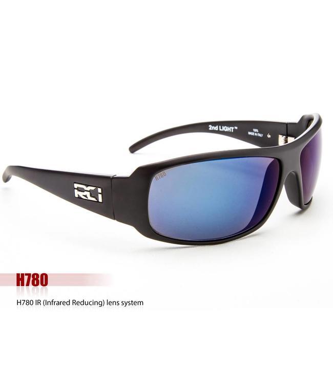 RCI Optics 2nd Light Mdnt Gunmetal Grey Atlantic Blue H780 Lense